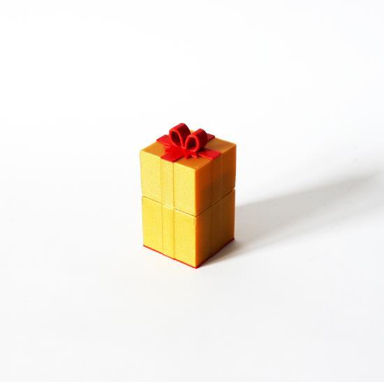 pudelko wydrukowane w 3D