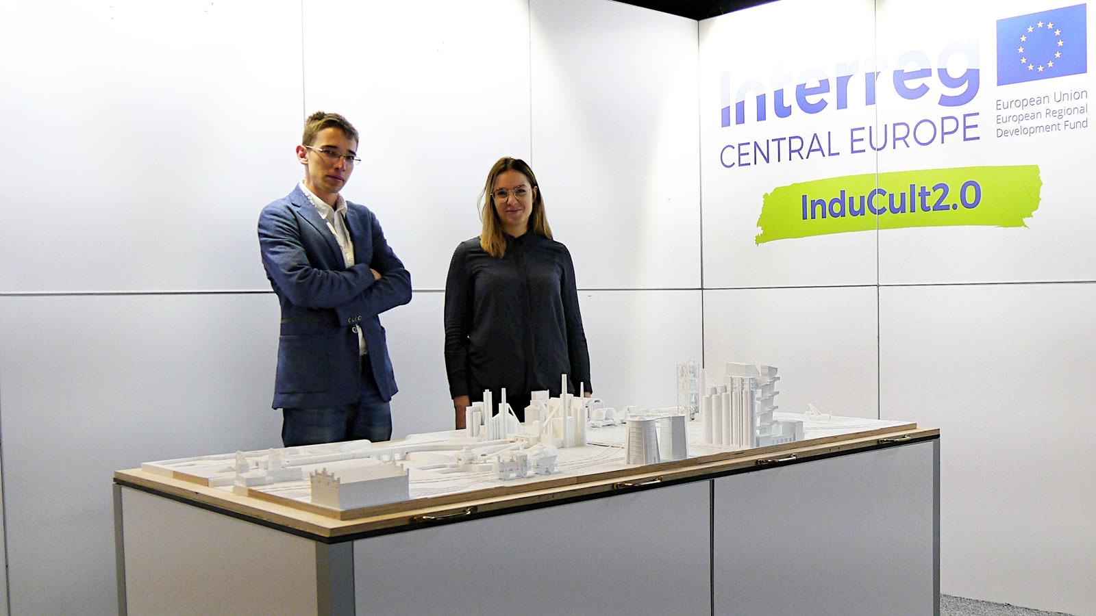 makieta architektoniczna wydrukowana w 3D